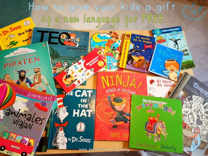 #FreeElectrons.Family move abroad. How to give your kids a gift of new language for FREE. . .  www.freeelectrons.family